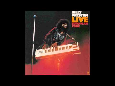 Billy Preston - Live European Tour  - 1974 - Full Album