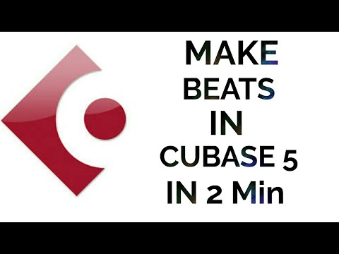 Download How To Make Beats In Cubase 5 In 2 Minutes ||Very Easy||