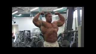 Jay Cutler vs Arnold Schwarzenegger