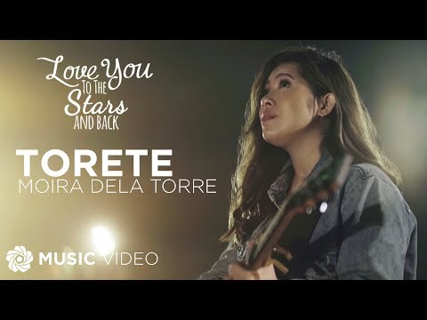 Moira Dela Torre  Torete Love You To The Stars And Back  Movie Theme Song