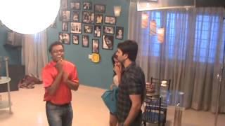 BreakUp Telugu Movie - Behind Scenes - Harish Koyalagundla