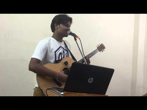 sajde kill dill cover by Sanjay V Kumar