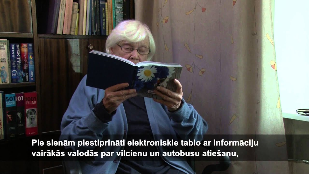 Estonia-Latvia Stories: book reading by Inge