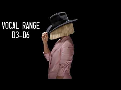 Sia Vocal Range - YouTube