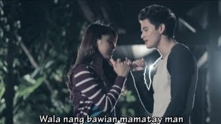 vuclip No Erase (Lyric Video) - James Reid & Nadine Lustre (DnP The Movie OST)