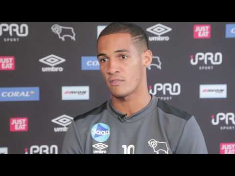 INTERVIEW | Tom Ince Pre Grimsby Town (H)