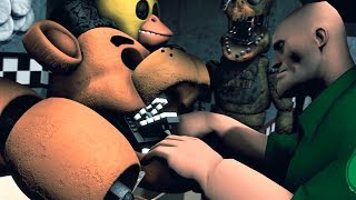 FNaF SFM: The New Life (Five Nights at Freddy's Animation)
