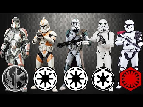 The Evolution of the Stormtrooper Armor