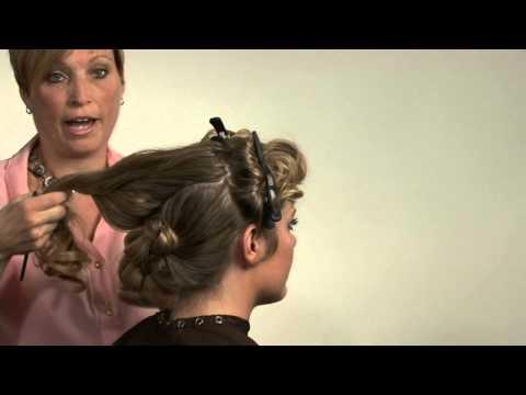 Hollywood Knots. SURFACE HAIR
