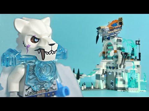 LEGO Chima 70147 Sir Fangar's Ice Fortress