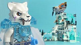 Lego Chima 70147 Sir Fangar's Ice Fortress