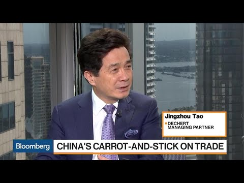 Likelihood of Full-Scale Trade War Is Not Over Says Dechert's Tao Jingzhou