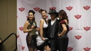 Steampunk Fashion Show 2016