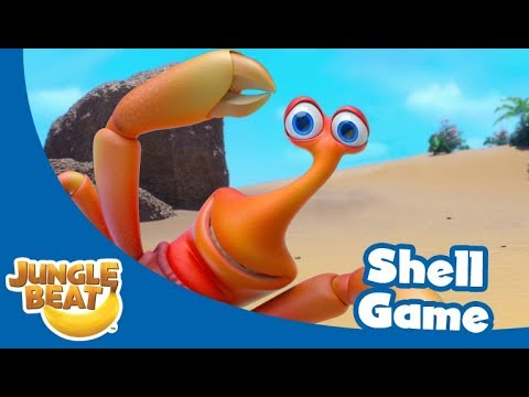Shell Game – The Explorers Season 2 #13 – Cartoon