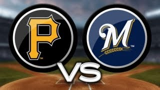 5/1/13: Marte, Inge spur Pirates to win