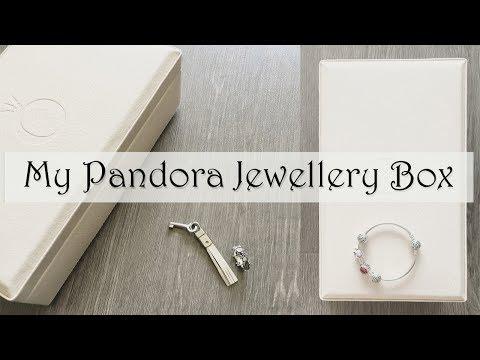 My Pandora Jewellery Box