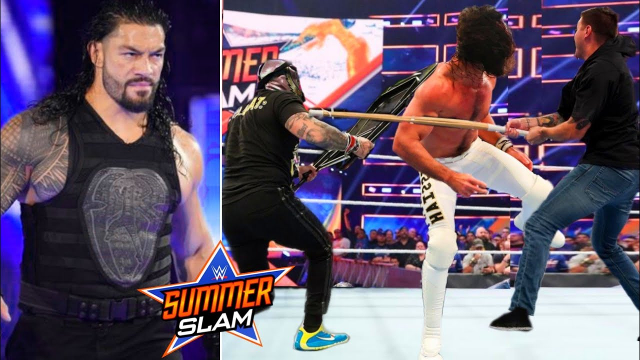 WWE Summerslam 2020-Rey Mysterio Returning To Help Dominik? Roman Reigns On WWE Show After Long Time