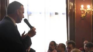 CERGE-EI Public Lecture: Ed Glaeser (Harvard University), June 19, 2014
