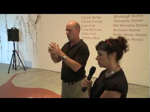 Judy Watson Artist Talk | Contemporary Australia: Women | GOMA