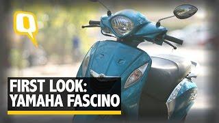 First Look: Yamaha Fascino