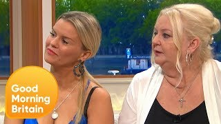 Kerry Katona Bravely Opens Up About Her and Her Mum's Drug Addictions | Good Morning Britain
