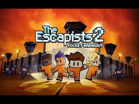 [LIVE] The Escapist 2 #1 - TRỘM NHIỀU QUÁ GIỜ PHẢI TÌM CÁCH TRỐN TÙ THÔI