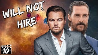 Top 10 Actors Marvel Will Never Hire  Part 2