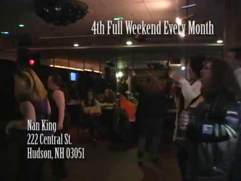 Karaoke at the Nan King in Hudson, NH