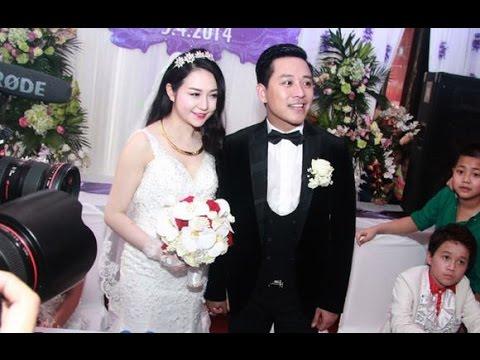 Những đám cưới vô cùng hài hước và siêu quậy của sao Việt