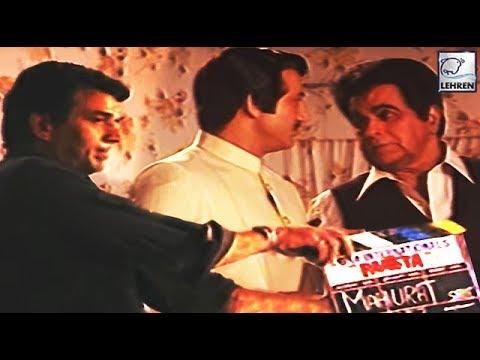Download Muhurat Of Dilip Kumar's Unreleased Film Raasta | Anupam Kher | Dharmendra | Flashback Video