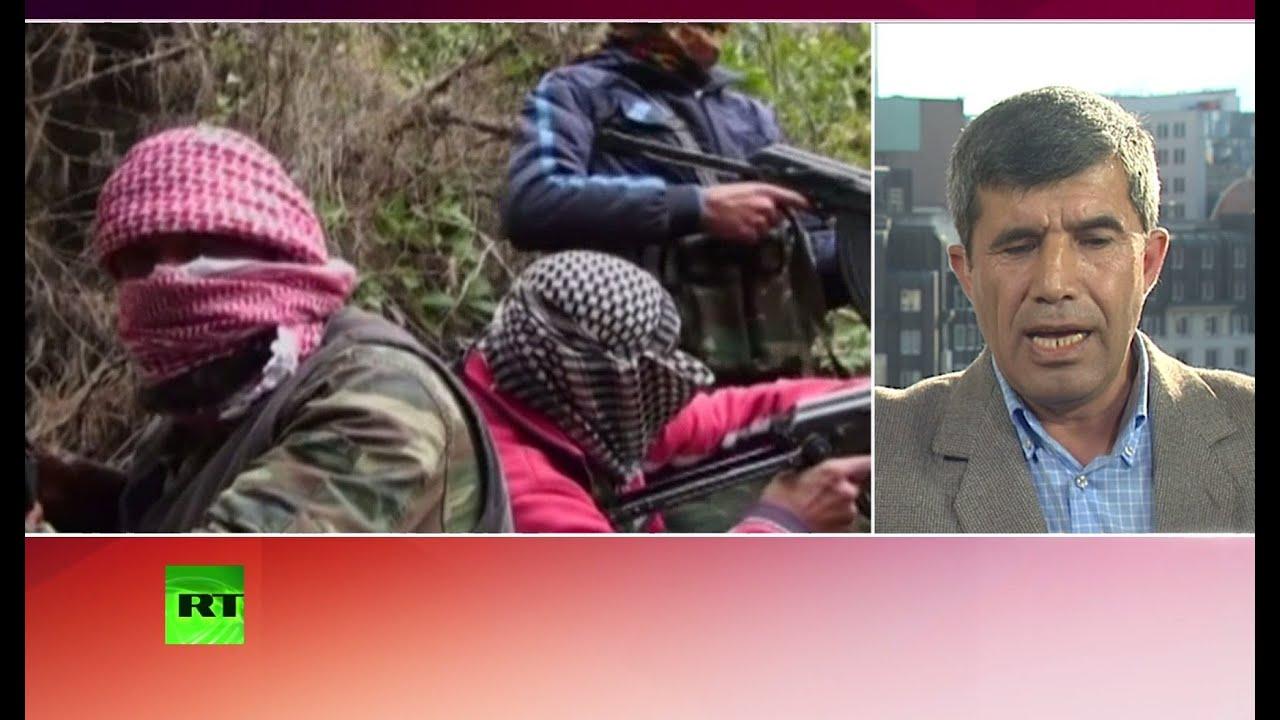 Турция поддерживает атаки «Аль-Каиды» в Сирии