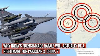 INDIA GETS FIRST 5 OF 36 LETHAL RAFALE FIGHTERS - WHY IS A GAME CHANGE ? UNBIASED ANALYSIS
