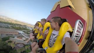 Download Video Spain. PortAventura. Hurakan Condor. 2014 MP3 3GP MP4