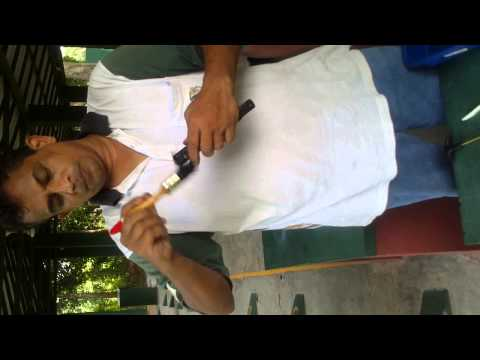 How to clean the CZ-75 Pistol - 2