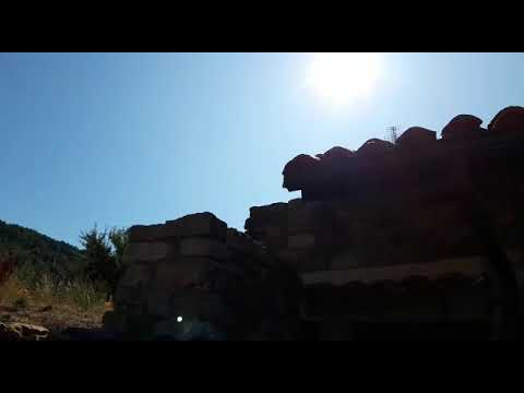 Helicóptero interviniendo en Paradilla de Gordón