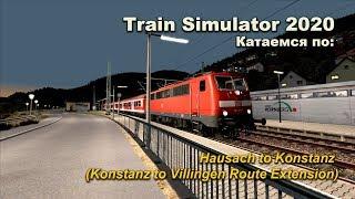 Фото Train Simulator 2020 Катаемся по Hausach To Konstanz  Konstanz To Villingen Route Extension