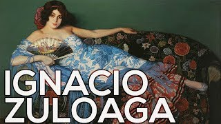 Ignacio Zuloaga: A collection of 47 paintings (HD)