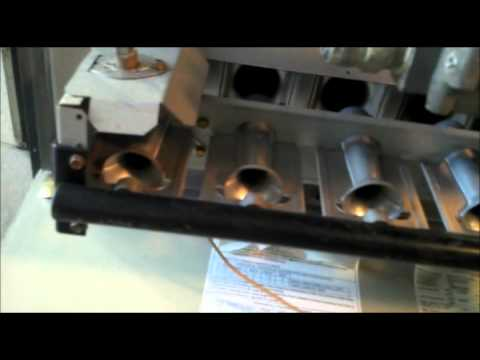 How does a gas furnace work - YouTube