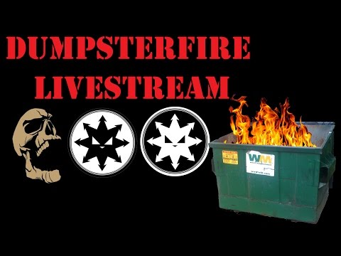 Dumpsterfire 13.