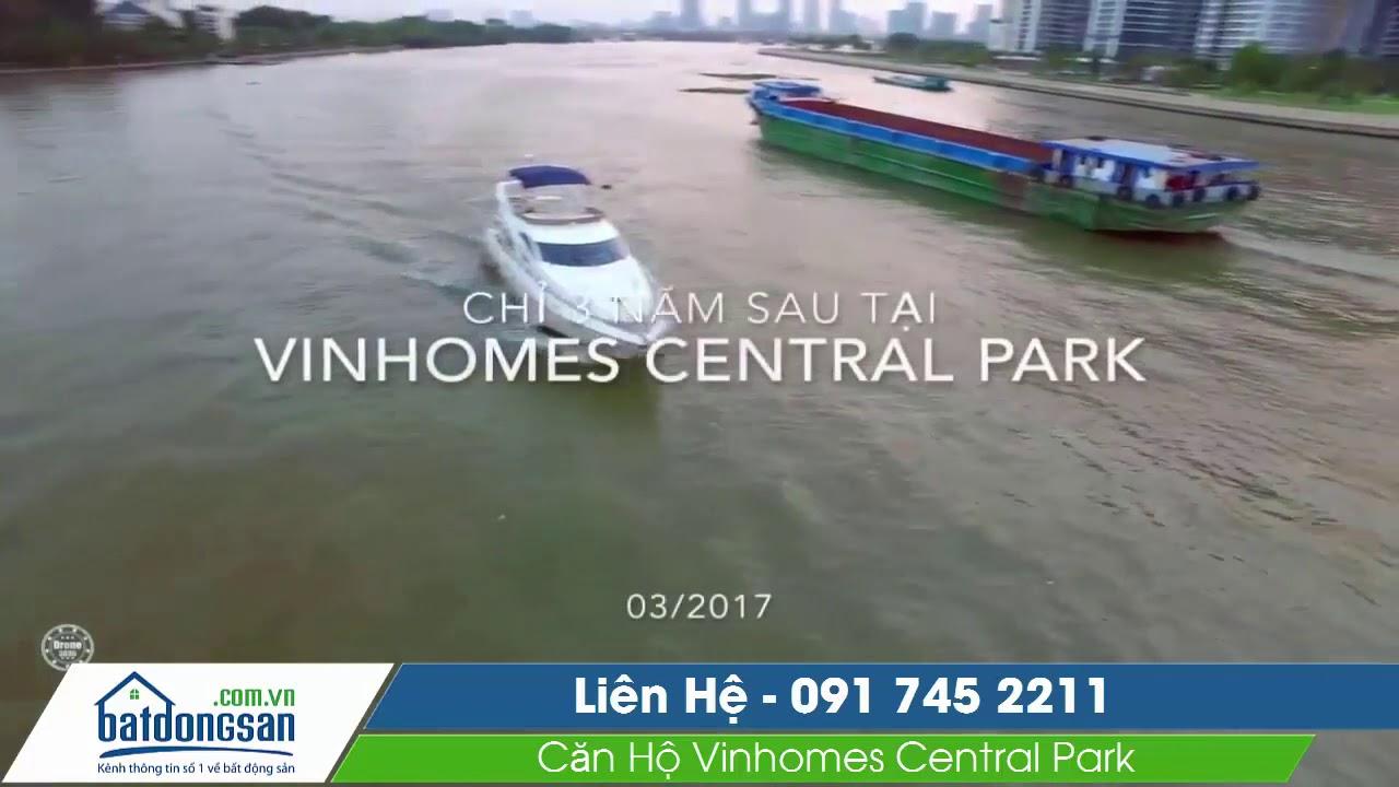 BÁN CĂN HỘ VINHOMES CENTRAL PARK GIÁ 2.85 TỶ [Batdongsan.com.vn]