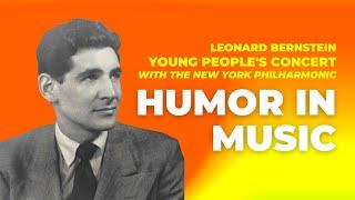 "Baixar Young People's Concert: ""Humor in Music"" / Bernstein · New York Philharmonic"