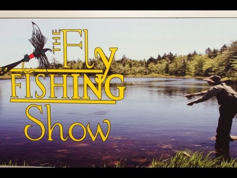 The 2013 Fly Fishing Show, Somerset, NJ
