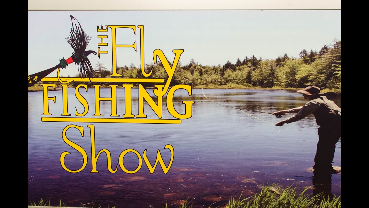 the 2013 fly fishing show, somerset, nj - youtube, Fly Fishing Bait