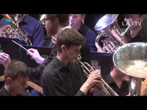 Manchester Uni Brass Band - Blue (by Thomas Gansch)