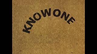 Unknown Artist [bvdub] – Knowone CD 001