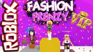 ROBLOX: FASHION FRENZY - NOUVEAU CATEGORIES!