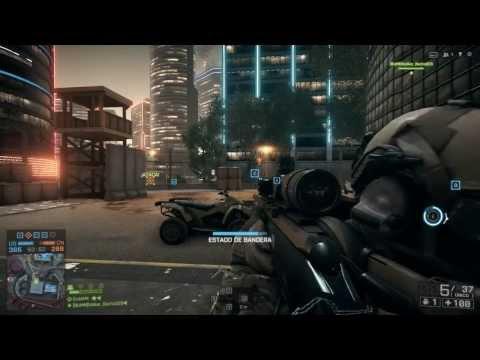 BATTLEFIELD 4 - El mejor francotirador del mundo