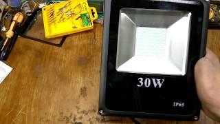 видео  Где купить прожектор светодиодный в Киеве