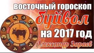 ВОСТОЧНЫЙ ГОРОСКОП БЫКА НА 2017 ГОД ОТ АЛЕКСАНДРА ЗАРАЕВА