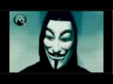Anonymous Message To the tunisian governemant 12/01/2013